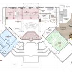 Cornerstone Church - Drawing Floor Plans