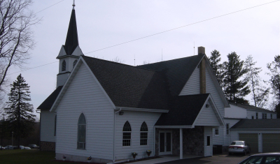 St. Mary's Catholic Church - Exterior