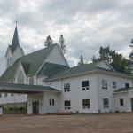 First Lutheran Church - Exterior