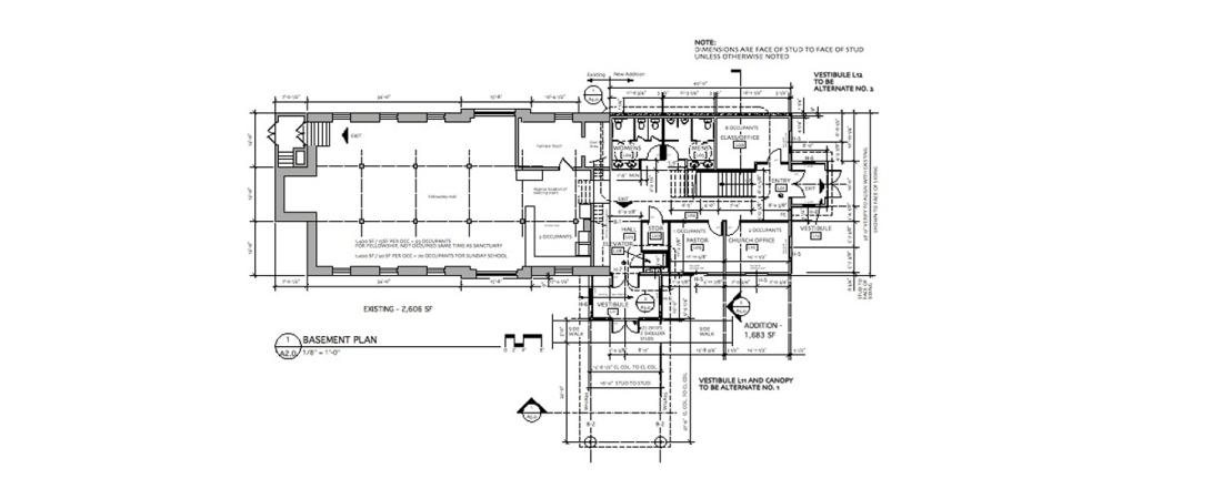 wisconsin-commercial-architect_ogema_first-lutheran-church_Basement-Level-1100x450.jpg