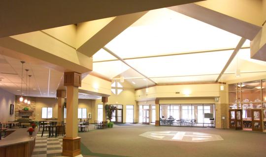 Woodlands Church - Foyer