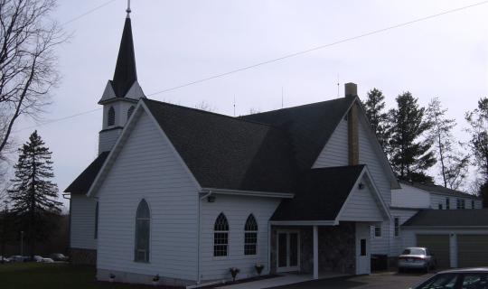 St. Mary's Catholic Church - Exterior