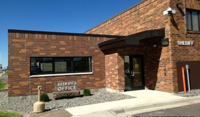 Lincoln County Sheriff's Department - Exterior Entry