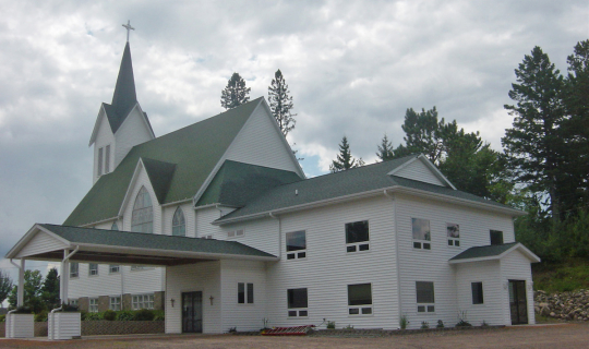 First Lutheran Church - Exterior