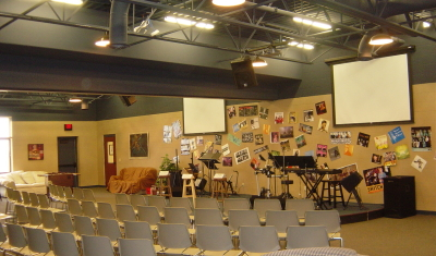 Highland Community Church - Youth Room