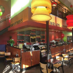 Becca's Cafe - Interior