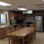 Renovated New Resident Group Home Kitchen View